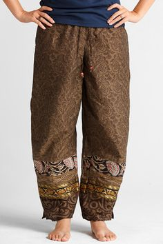 """""""kumari"""" punjammies $35. punjammies are made by women in India rescued from forced prostitution."""
