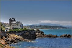 Biarritz, Bay of Biscay France. #viventeconnect