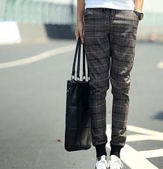 We love this one! *Online Exclusive... You can get it here  http://www.rkcollections.com/products/mens-plaid-joggers-w-drawstring-waist?utm_campaign=social_autopilot&utm_source=pin&utm_medium=pin