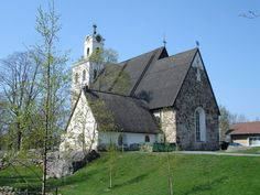 Rauma  church