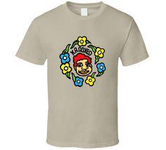 gonz skateboard flower power cartoon graphic old school Sport T Shirt, Flower Power, Old School, Skateboard, Cartoon, Sports, Mens Tops, Skateboarding, Engineer Cartoon
