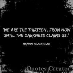 - Manon Blackbeak