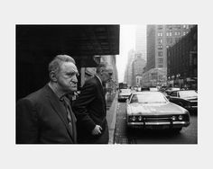 Garry Winogrand New York, Ca. 1970 Gelatina de plata Colecciones FUNDACION MAPFRE © The Estate of Garry Winogrand, cortesía Fraenkel Gallery, San Francisco