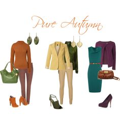 """Pure Autumn looks"" by sabira-amira on Polyvore"
