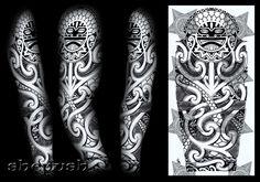 Ken full sleeve © 2013 Shepush
