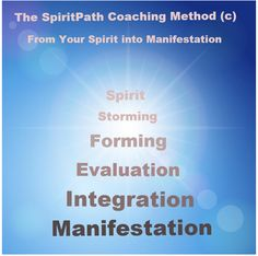 Coaching Model: The SpiritPath  A Coaching Model Created by Elizabeth Sabet (Life Coaching, UNITED STATES)