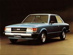 Toyota Carina - 1979