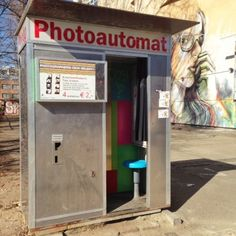 Visiter berlin - Photomaton