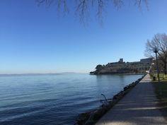 A walk along the Trasimeno Lake Umbria