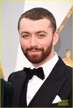 Sam Smith Suits Up for Oscars 2016!: Photo #935545. Sam Smith looks so dapper in his suit at the 2016 Academy Awards held at the Dolby Theatre on Sunday (February 28) in Hollywood. The 23-year-old entertainer is…