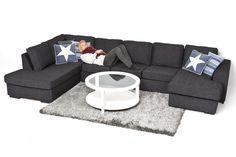 Vi erbjuder Soffor och produkten Ocean U-Soffa Vänster för 8995 kr. Vi har även andra möbler och heminredning samt utemöbler för snabb leverans!