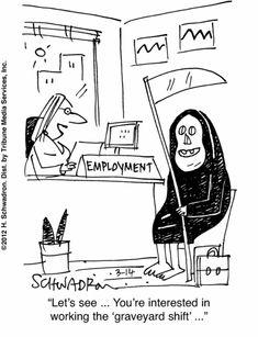 recruitment, shifts