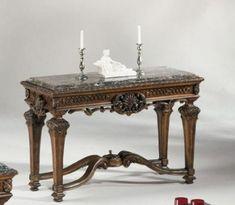 Old World Dark Brown Casa Mollino Sofa Console Table Famous Brand Furniture http://www.amazon.com/dp/B002QYYVGW/ref=cm_sw_r_pi_dp_8LE6ub1WZS2XK