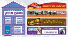 Denver-zorbing, alpine slide, amusement park, more: FREE Heritage Square Family Entertainment Village