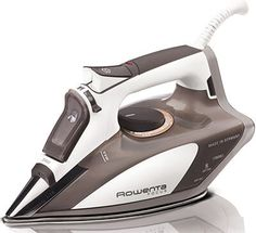 Rowenta DW5080 Focus 1700 W Micro Steam Iron, Stainless Steel Soleplate