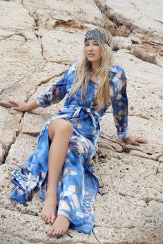 Katerina : Catory dress / Photo by : Nikolaos Chatz