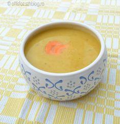 Sárgarépás vörös lencseleves | Ottis főz Minion, Cheeseburger Chowder, Cantaloupe, Soup, Fruit, Minions, Soups