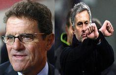 Capello se ríe de la posibilidad de volver al Real Madrid