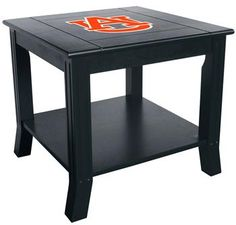 Use this Exclusive coupon code: PINFIVE to receive an additional 5% off the Auburn University Side Table at SportsFansPlus.com