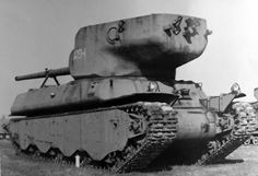 "Potentially the last ""living"" photograph of the M6A2E1 first prototype. Several years later, the tank was scrapped."