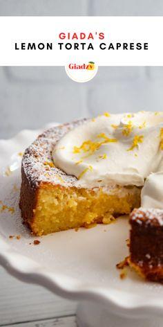 No Bake Desserts, Just Desserts, Delicious Desserts, Dessert Recipes, Torta Recipe, Flourless Cake, Vegetarian Chocolate, Delicious Chocolate, Giada De Laurentiis