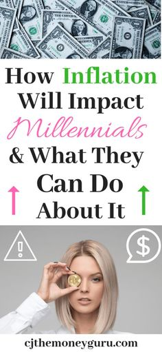 Do you know all the ways inflation will impact your financial life? This is especially true if you are a millennial. If you want to know how to beat inflation at its own game read this article. It can very well save your financial well-being. Money Tips, Money Saving Tips, Budget Planer, Thing 1, Managing Your Money, Frugal Tips, Financial Literacy, Investing Money, Budgeting Tips