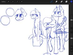 Guys this is taking so long but the problem is I have to finish it today ;w;. It's my one year anniversary since I started singing in the praise band @ my church so I'm drawing all the people in the praise band bc they've helped me get where I am now as far as confidence. (Two years ago I never would've gotten up on stage. I used to not even sing in the crowd) BUT IM NOT EVEN DONE WITH THE SKETCH YET AND IVE BEEN WORKING ON IT ALLL DAY LONG UUUUGHHH XD