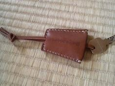 Asorborake key sleeve and leash