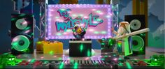 DJ Wyldstyle by Broxome on DeviantArt