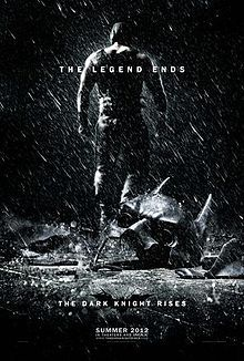 The Dark Knight Rises by Christopher Nolan