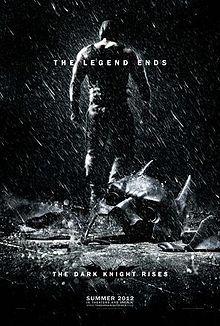 Batman  The Dark Night Rises
