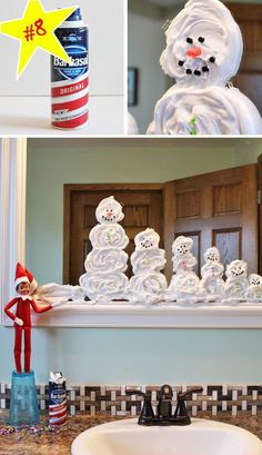 35 BRAND NEW Creative & Funny Elf on the Shelf Ideas with Dollar Tree props! – Lifee Too