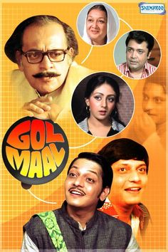 "*Watch!!~ Gol Maal (1979) FULL MOVIE ""HD""1080p Sub English ☆√ ►► Watch or Download Now Here 《PINTEREST》 ☆√"