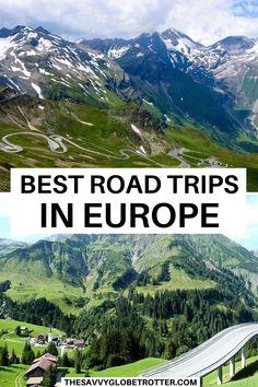Road Trip Europe, Road Trip Destinations, Europe Travel Guide, Amazing Destinations, Europe Europe, Traveling Europe, Central Europe, Eastern Europe, Travel Guides