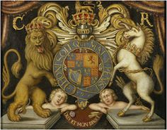 Charles II Coat of Arms...