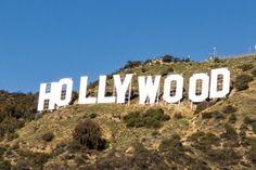 Hollywood Sign from Near Deronda Drive