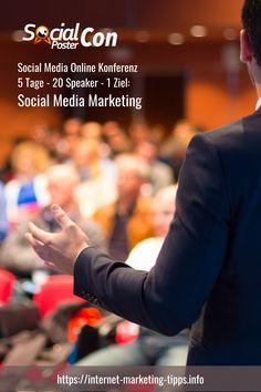 Die Social Media Online Konferenz hat ein einziges Ziel: dein Social Media Marketing auf ein höheres Level zu bringen, indem du von den Profis die Hacks lernst, die derzeit angesagt sind Make Money From Home, Way To Make Money, Make Money Online, Internet Marketing, Social Media Marketing, Online Marketing, Affiliate Marketing, Pinterest Profile, Online Business