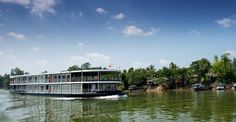 Avalon Waterways officially sails into Asia's rivers #MekongRiver #Avalon #Cruise