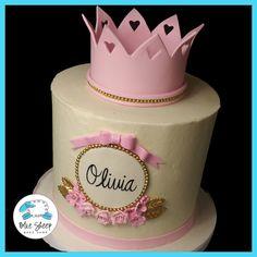 princess 1st birthday cake nj
