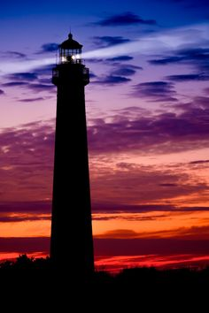 Dave Veffer - Google+ - Guided by the Lighthouse Taken Saturday during sunset in Cape May, NJ.  Purchase a print of this photo: http://www.crunchfocus.com/Portfolio/Daves-Photos/i-krtCfs8/Buy