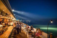 #Greece #Thessaloniki #drinks #sea Team Building Activities, Greek Islands, Summer Drinks, Cyprus, Greece Thessaloniki, Fair Grounds, Sea, Places, Travel