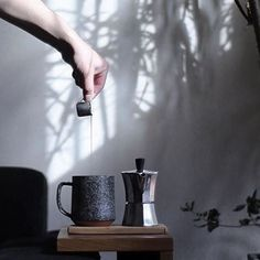 For more coffee inspirations from Japan visit www. Ikko, Kettles, Brewing, Shop Now, Coffee Maker, Japan, Instagram Posts, Coffee Maker Machine, Coffee Percolator