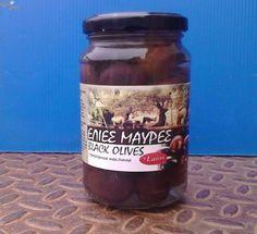Ελιές Μαύρες Φυσικές Laios Μόνο χονδρική πώληση Ελιές μαύρες φυσικές σε άλμη και λάδι. Σε συσκευασία βάζου 370 ml. http://www.gigagora.gr/node/1497