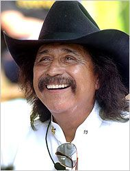 Freddy Fender (4 June 1937 – 10/14/ 2006), Fender was an American Tejano, country and rock and roll musician. He died in 2006 at the age of 69 of lung cancer at his home in Corpus Christi, Texas, with his family at his bedside. He was buried in his hometown of San Benito.
