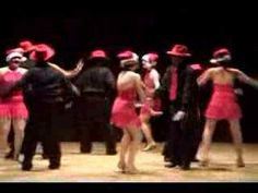 1930s   CENTRAL ISLIP HS 2007 SHOW/DANCE CHOIR- SING, SING, SING - YouTube
