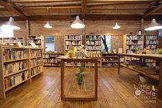 ร้่านที่ไต้หวัน   中壢   晴耕雨讀小書院.Lifestyle Bookstore @ Only sharonwhite :: 痞客邦 PIXNET ::