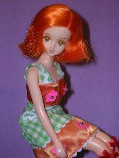 Takara Jenny Friend Doll - Takara Bako Marine