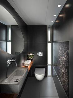 moderne badezimmer fenster sichtschutz moderne vorhänge | villa
