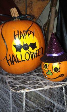 Goofy face painted pumpkin calabaza calabazas calabaza y calabazas pintadas - Calabazas de halloween pintadas ...