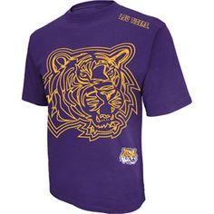 NCAA Men's Louisiana St Short Sleeve Tee